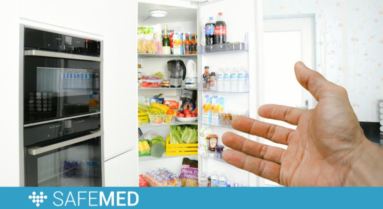 congelação conservação alimentos segurança alimentar bacterias sst safemed